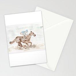 Race Horse, Derby, Kentucky, Stationery Cards