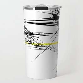 Holy Weapon // (Glitch Owl) Travel Mug