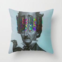 SCANS Throw Pillow