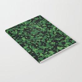 Camo 10 - Swamp Predator Notebook