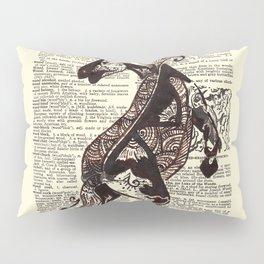 Fierce (Lunar New Year 2014 Horse) Pillow Sham
