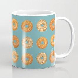 Bagel Bagel Coffee Mug