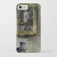 musa iPhone & iPod Cases featuring LA MUSA VENALE by Luca Piccini
