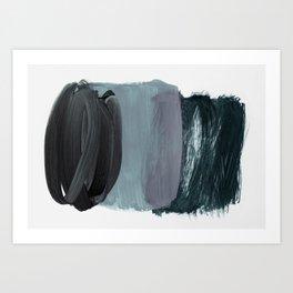 minimalism 2 Art Print