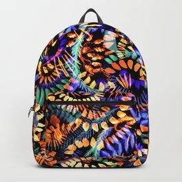 Orange Parade Backpack