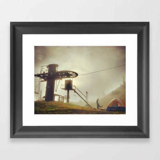 Journey 1 Framed Art Print
