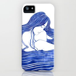 Nereid XXI iPhone Case