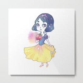 Enchanted apple Metal Print