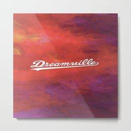 Dreamville J Cole Metal Print