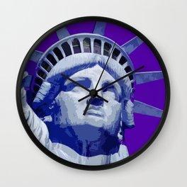 Liberty_2015_0405 Wall Clock