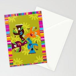 Paracas Pop I Stationery Cards