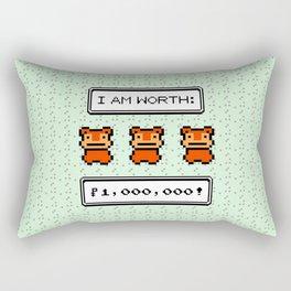 SLOWPOKETAIL Rectangular Pillow