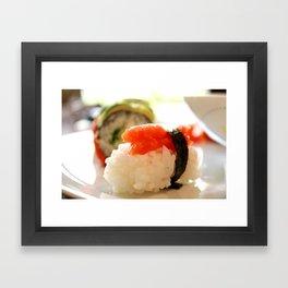 Nigiri Framed Art Print