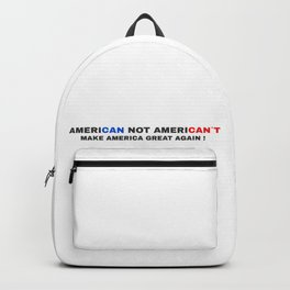 American not American`t Backpack