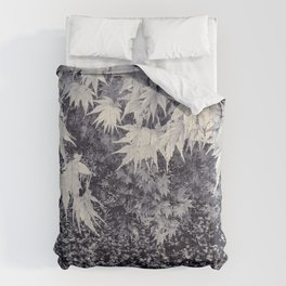 Infinity Maple Leaves, Fall, Autumn Trees Comforters