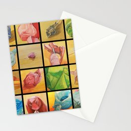 Lollipops 1-32 combined Stationery Cards