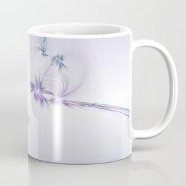 Fey Lights Fractal in Violet Coffee Mug