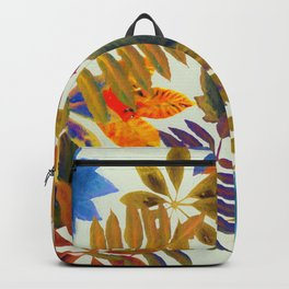 Topical Foliage 8 Backpack