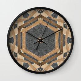 Benetton II Wall Clock
