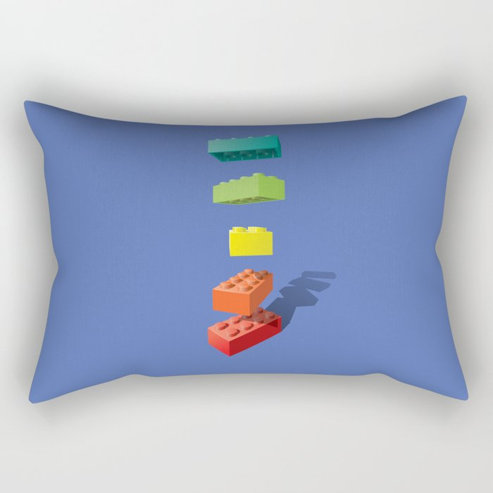 Let Go! Rectangular Pillow