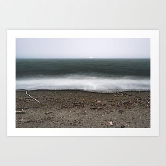 Ocean 10 Art Print