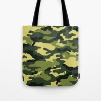 military Tote Bags featuring Military  by ''CVogiatzi.