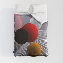 converging lines again -2- Comforters