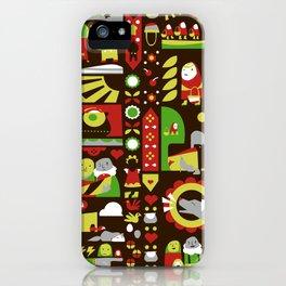 Folktale iPhone Case