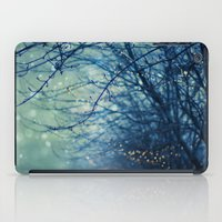 silent iPad Cases featuring Silent Night  by Laura Ruth