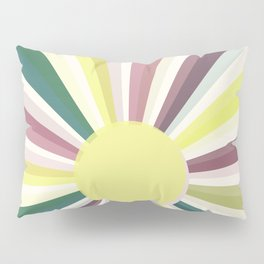 Summer in the City Pillow Sham