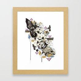 Hummingbird River Framed Art Print