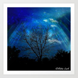 Heavenly  Art Print