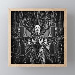Soul of the Machine Framed Mini Art Print