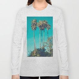 A Few Turquoise Palms Long Sleeve T-shirt