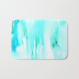 Lost in Silence 1q by Kathy Morton Stanion Bath Mat