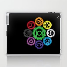 Living In Colour Laptop & iPad Skin