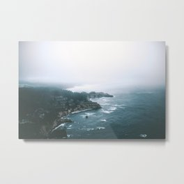 Cape Foulweather Metal Print