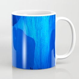 Blue Poppies #decor #society6 #buyart Coffee Mug