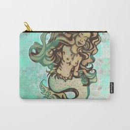 Mermaid Meditation Carry-All Pouch