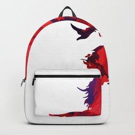 Emancipated woman power gift girlpower Backpack