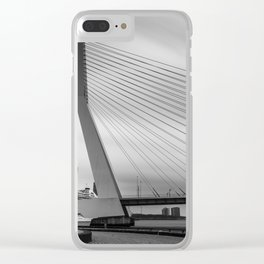Rotterdam, Netherlands Clear iPhone Case