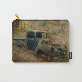 Resurrection Vintage Truck Carry-All Pouch