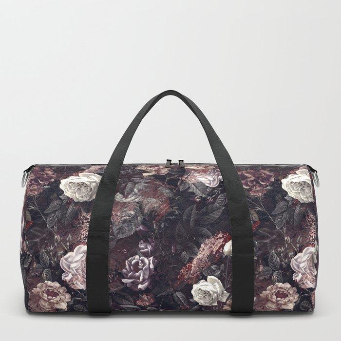EXOTIC GARDEN - NIGHT III Duffle Bag