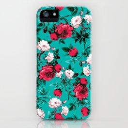 RPE FLORAL VII iPhone Case