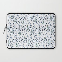 Let's Go Skiing! – Xmas Edition Laptop Sleeve
