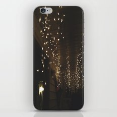 Lights, Lights and more Lights iPhone & iPod Skin