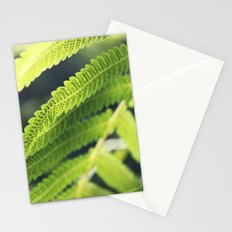 Simple Fern Stationery Cards