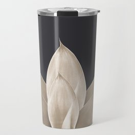 Sepia Agave #1 #tropical #decor #art #society6 Travel Mug