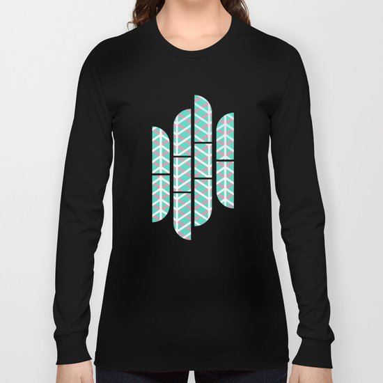 Overlap #5 Long Sleeve T-shirt