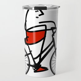 La bicicleta Travel Mug